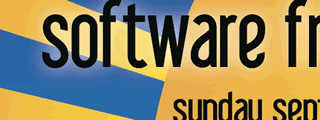 Snippet of Software Freedom Day 2009 Poster